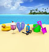 summertime recreation