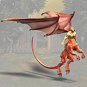 Dragonman #01