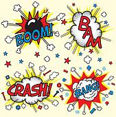 Crash, Boom, Bam and Bang!