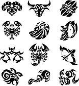 Tribal zodiac