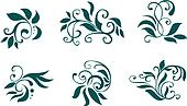 Floral and flower decorations