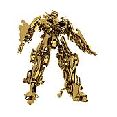 Golden robot