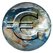 Earth With Euro