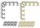2d and 3d design scrolls