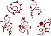 Simplicity floral decorations