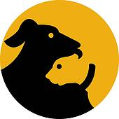 icon shown a dog and cat silhouette