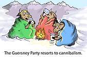 Milk cannibalism