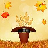 illustration of Thanksgiving