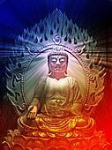 Buddha illustration