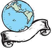 Earth Banner #1