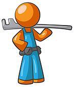 Orange Man Contractor
