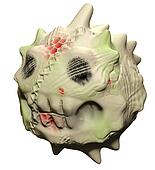 Strange Skull Creature