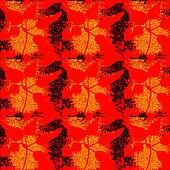 chinese new year abstract dragon