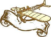 Aviation Banner