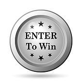 enter to win icon - photo #4