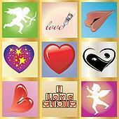 Valentine Background 9