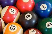 Some billiard balls