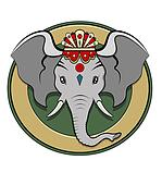 Ganesh logo - Colors