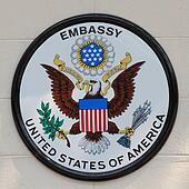 embassy of united states of america board