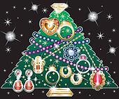 jewelry christmas tree2
