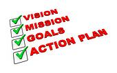 3d business action plan checklist