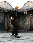 Kung fu master