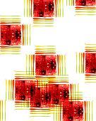 irregular square texture