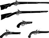 Muzzle loading firearms