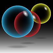 Transparent bubble