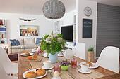 dining table - breakfast - shot 01