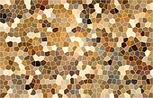 mosaic stained glass interior background