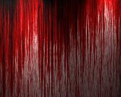 Bloodied wall