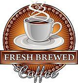 Coffee Design Sunburst