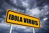 Ebola virus sign