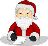 Santa making List
