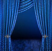 Mystery curtains