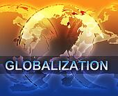 Globalization illustration