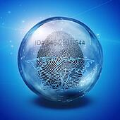 Earth fingerprint Id