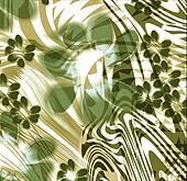 abstract flower silk background