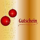German Gift Certificate