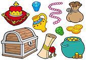 Treasure collection