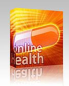 Online Medicine box package