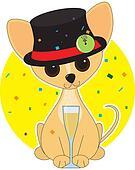 Chihuahua New Year