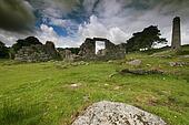 Ruins at Powder Mills Dartmoor