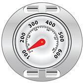 Grill Surface Thermometer