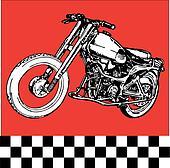 fantastic moto motocycle retro vintage classic