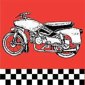 fantastic moto motocycle