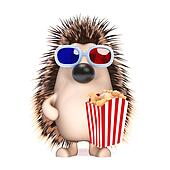 3d Hedghog movies