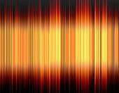 Abstract digital sound wave background.