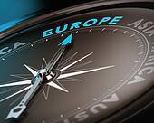Travel destination - Europe